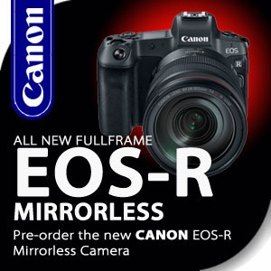 Canon | New EOS-R Full Frame Mirrorless