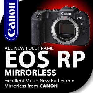 Canon | New EOS-RP Full Frame Mirrorless