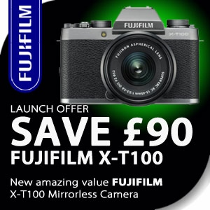 Fujifilm | New X-T100 Mirrorless