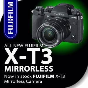 Fujifilm | New X-T3 Mirrorless