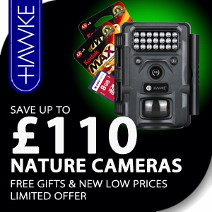 Hawke | Naturecam Offer