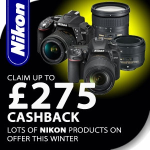 Nikon | Winter Cashabck