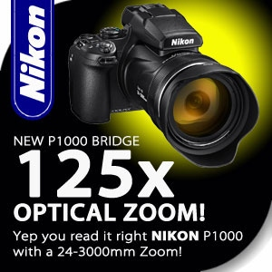 Nikon | P1000 Monster Zoom