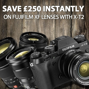 Fujifilm | SAVE �250 on XF Lenses