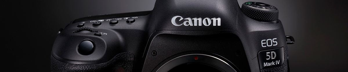 Canon EOS 5D MKIV - NOW AVAILABLE