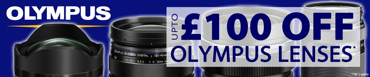 Olympus Lens Promotion