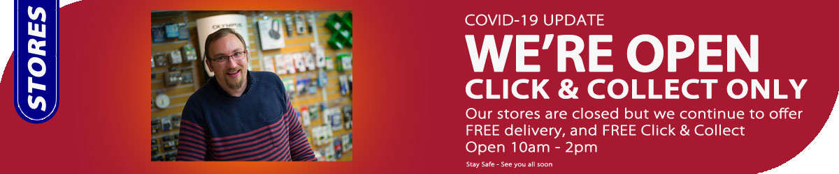 COVID | Click & Collect