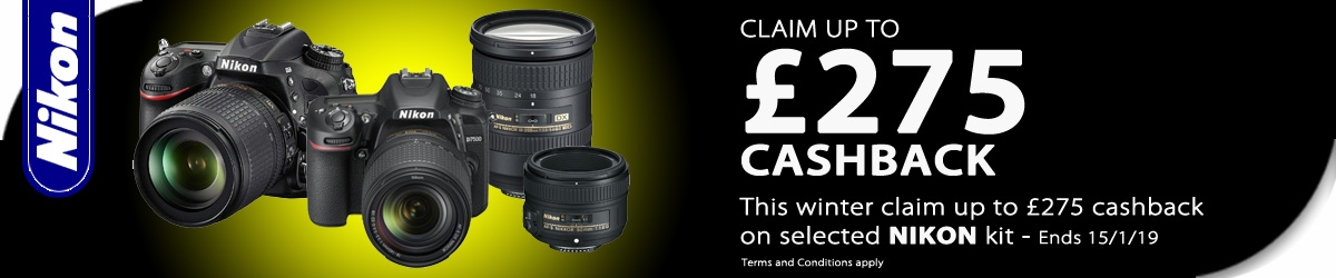 Nikon | Winter Cashback