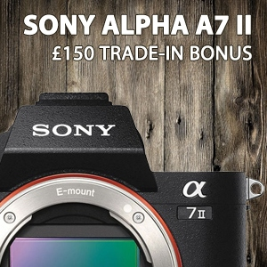 Sony Alpha A7 MKII Trade-in