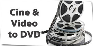 Cine & Video to DVD