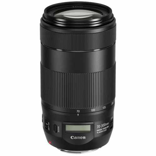 Canon EF 70-300mm f/4-5.6 IS II USM | Telephoto Lens