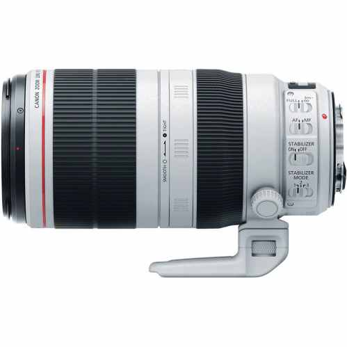 Canon EF 100-400mm f/4.5-5.6L IS II USM | Pro Telephoto Lens