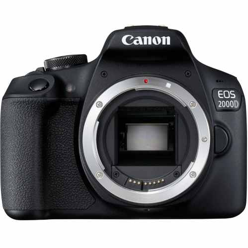 Canon EOS 2000D DSLR Camera - Body