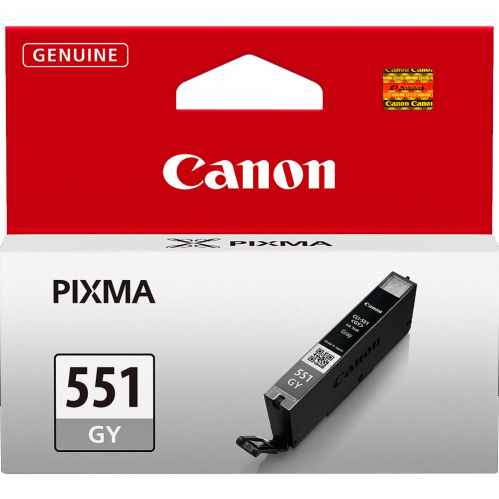 Canon CLI-551GY Grey Ink Cartridge