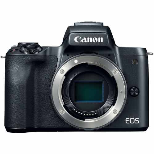 Canon EOS M50 Body - Mirrorless Camera (Black)