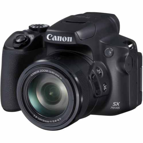 Canon PowerShot SX70 HS | 65x Zoom Bridge Camera