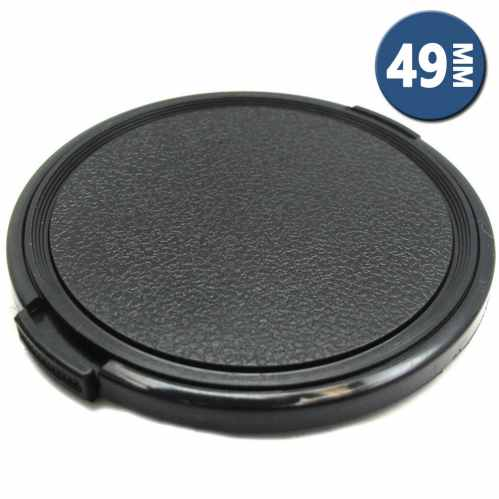 Clubman Snap-on Lens Cap 49mm