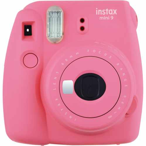Fujifilm Instax Mini 9 + 10 Shots (Flamingo Pink)