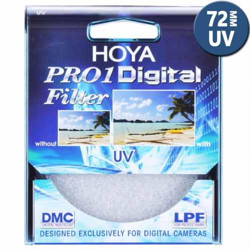 Hoya 72mm PRO-1 Digital UV Filter