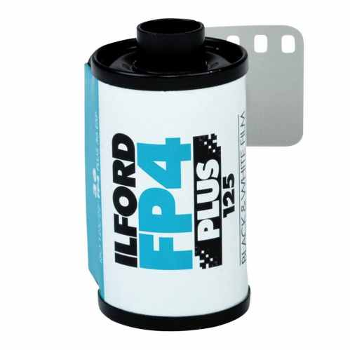 Ilford FP4 PLUS ISO 125 36 Exposure Black & White Film