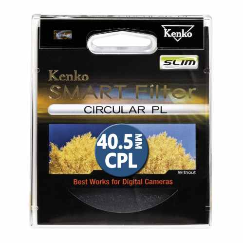 Kenko 40.5mm Smart Filter Circular Polarizing SLIM