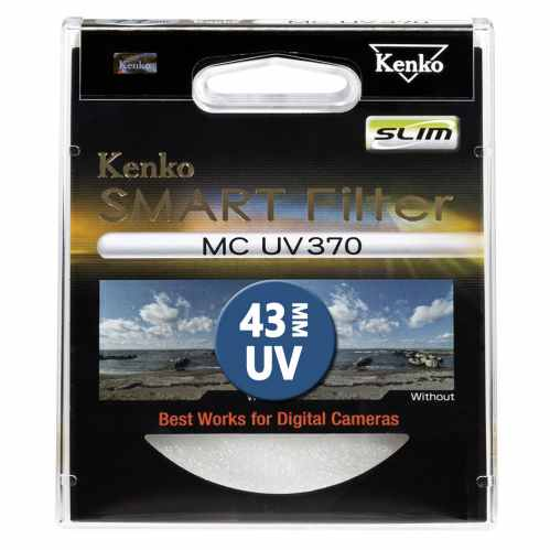 Kenko 43mm Smart Filter MC UV 370 SLIM