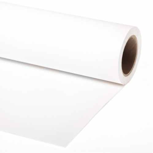 Lastolite Paper Background Roll 1.37x11m - Super White