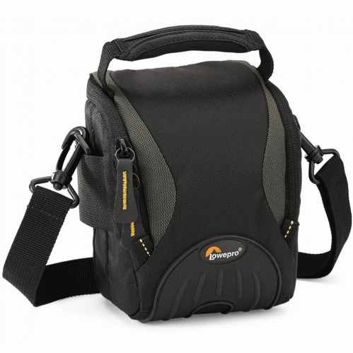 Lowepro Apex 100 AW System Camera Bag (Black / Grey)