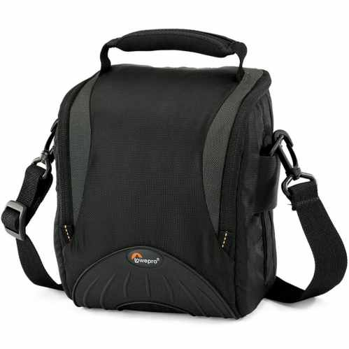 Lowepro Apex 120 AW DSLR / System Camera Bag (Black / Grey)