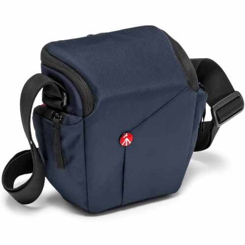 Manfrotto NX camera holster I for CSC (Blue)