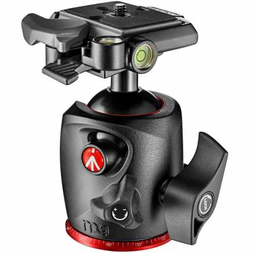Manfrotto XPRO Magnesium Ball Head with 200PL plate - MHXPRO-BHQ2