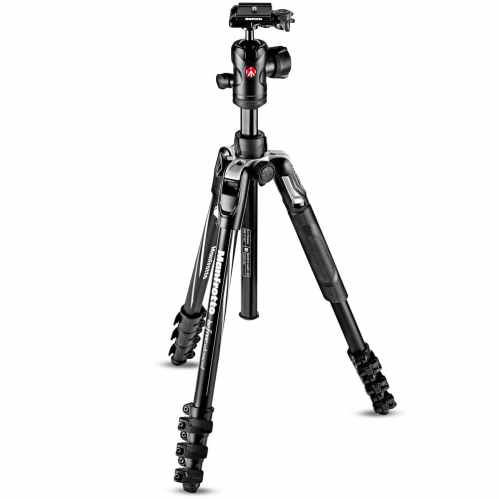 Manfrotto Befree Advanced Aluminum Travel Tripod lever, ball head
