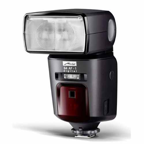 Metz 64 AF-1 Digital Flashgun with Video Light (4/3rds)