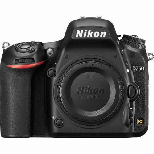 Nikon D750 Full Frame DSLR - Body