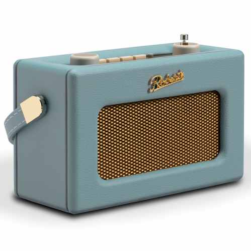 Roberts Revival UNO Compact DAB+/FM Radio with & Alarm - Duck Egg