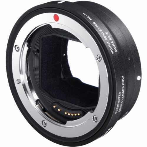 Sigma MC-11 Mount Converter - Canon EF to Sony FE