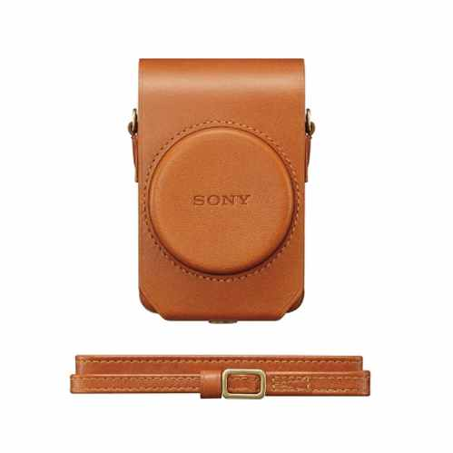 Sony Leather Case for RX100 series (LCJ-RXG Tan)