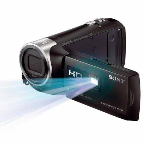 Sony PJ410 Handycam® with Built-in Projector
