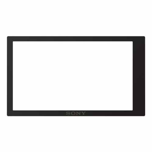 Sony Screen Protect Semi-Hard Sheet for a6000 / a6300 / a6500 series (PCK-LM17)