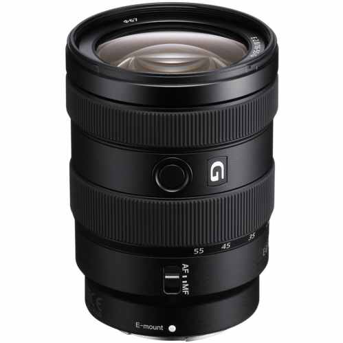 Sony E 16-55mm F2.8 G E-Mount Fast Zoom Lens