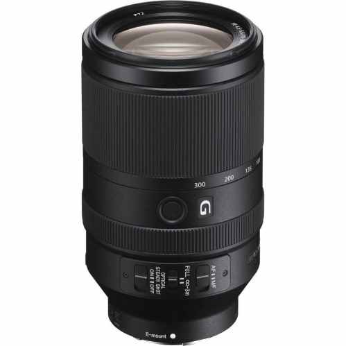 Sony FE 70-300mm F4.5-5.6 G OSS E-Mount Lens