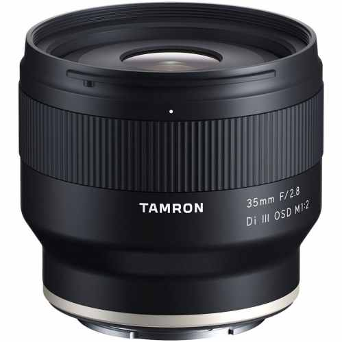 Tamron 35mm f/2.8 DI III OSD (F053) | Sony FE fit lens