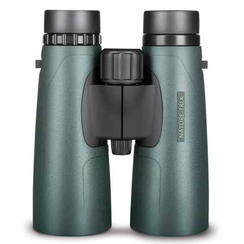 Hawke Nature-Trek 10x50 Binocular - Green