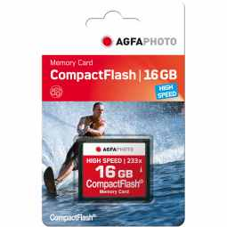 AGFA 16gb Compact Flash 300x - Memory Card