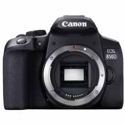 Canon EOS 850D Body | 24.1MP DSLR