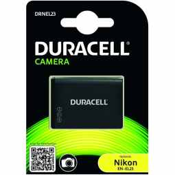 Duracell Nikon EN-EL23 Battery - Fits many Coolpix Cameras