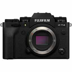 Fujifilm X-T4 Mirrorless Camera Body | Black