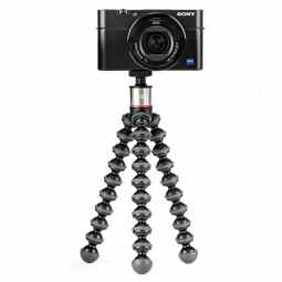 Joby GorrillaPod 500 Flexible Tripod - (Black/grey)
