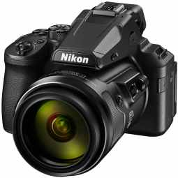 Nikon COOLPIX P950 | 83x Zoom Bridge Camera with 4K Movie