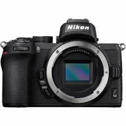 Nikon Z50 Body | 20.9MP DX  Mirrorless Camera